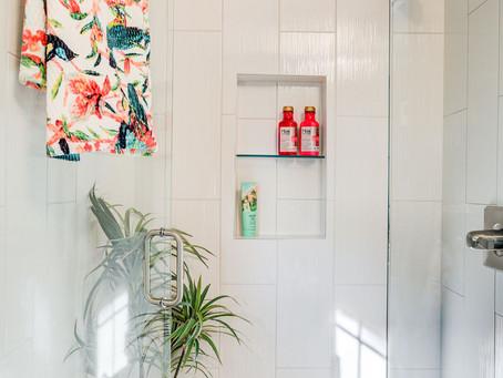Master Bathroom Magic- Client Connection- Frost part 2