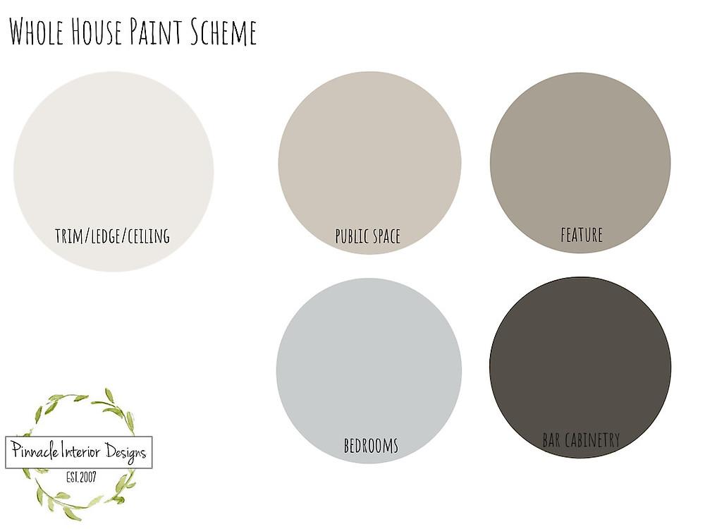 Custom Cabinetry Plan | Pinnacle Interior Designs