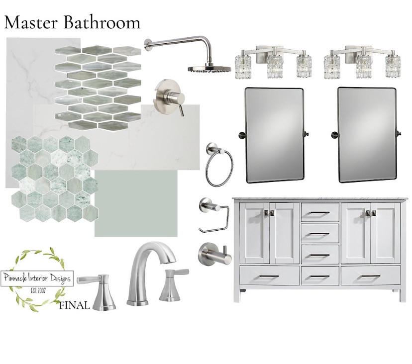 Bathroom Mood Board   Pinnacle Interior Designs