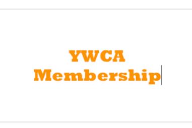 YWCA Membership