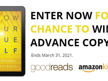 WIN AN ADVANCE KINDLE COPY