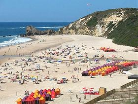 Stranden volop bij Vakantiehuisjes-B&B Casa o Futuro-Vakantie bij Nederlanders inPortugal