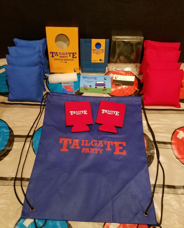Tailgate Party Limited Edition