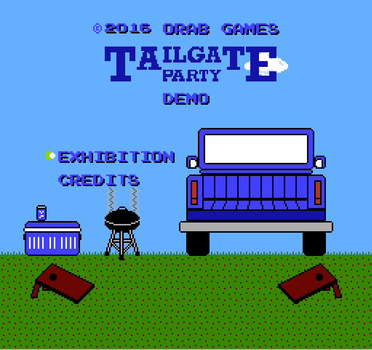 Tailgate Party Demo