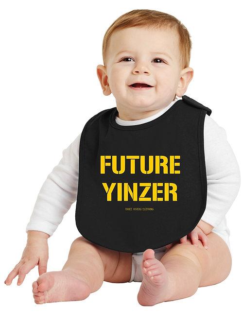 Baby Bib - Future Yinzer
