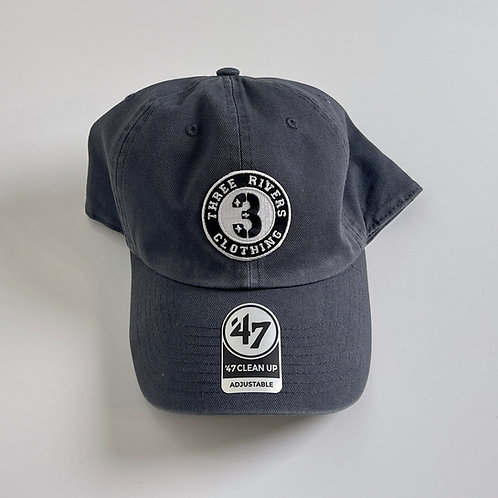 47' Three Rivers Clothing Patch Hat