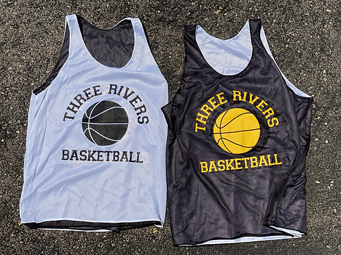 Reversible Jersey Pool Cover-Up
