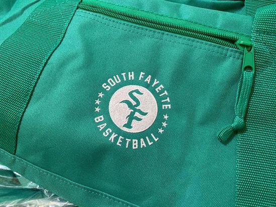 Team Duffel Bags