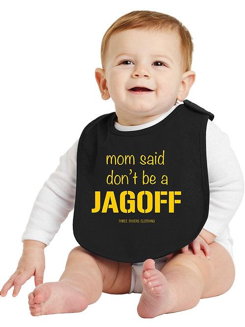 Baby Bib - lil' Jagoff