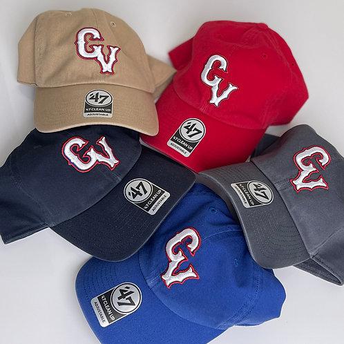 CV '47 3D Embroidered Hat