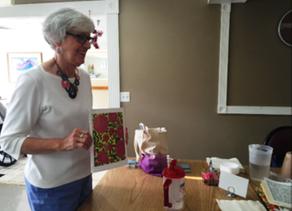 VNA's Amazing Volunteers                           Spotlight On:  Sheila Prusacki