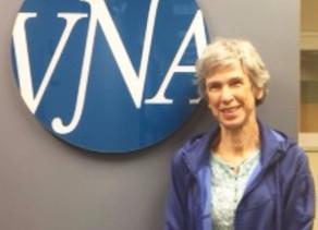 VNA's Amazing Volunteers - Spotlight On:  Karen Proffit
