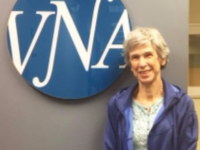 VNA's Amazing Volunteers - Spotlight On:  Karen Proffit