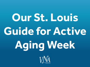 Our St. Louis Guide for Active Aging Week