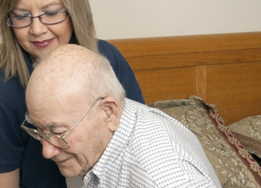 Longtime VNA volunteer shares her role helping patients at the end of life