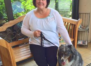 Love on a Leash Volunteer: Ann Spooner