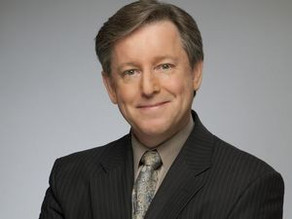 Mike Roberts, former St. Louis KSDK weatherman and now Manager of Communications and Public Relation