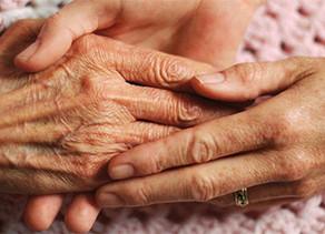 How faith affects hospice patients at the end of life