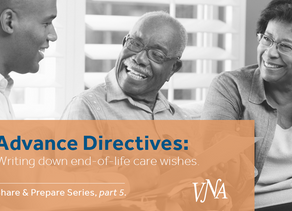 The Share and Prepare Series, part 5: Explaining Advance Directives