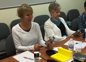 VNA Wellness RNs Participate in Ongoing Training for Biometric Screenings