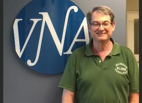 VNA's Amazing Volunteers Spotlight On: Bill Busch