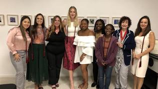 Sigma Tau Delta Honors Inductees