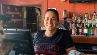 The Jennie Behind Mama Jennie's Restaurant, a Barry Alumna