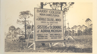 Barry's Humble Beginning