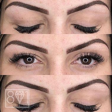 801 Beauty Powder Brows