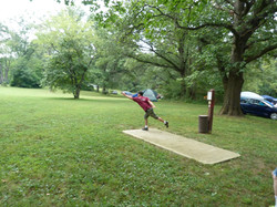 Disc Golf Tee Pad