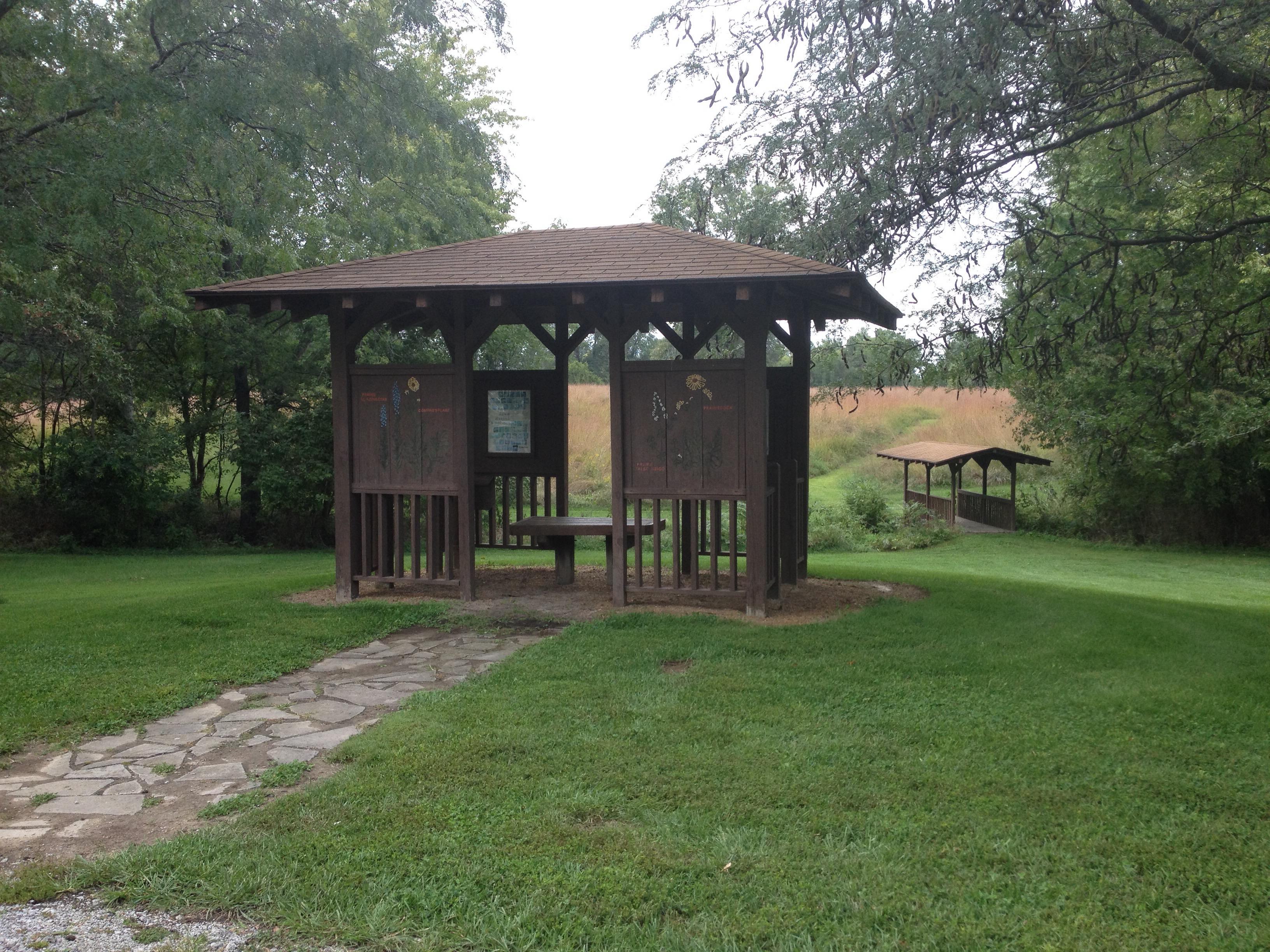 Prairie Information Shelter
