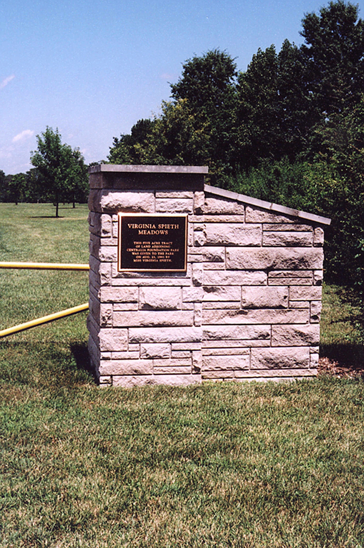 Entrance to Speith Meadows