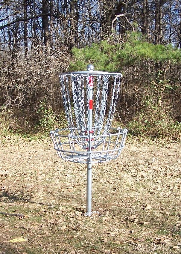 Disc Golf Basket