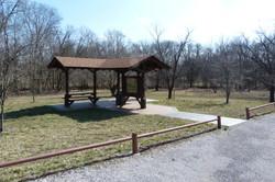 Park Informational Shelter