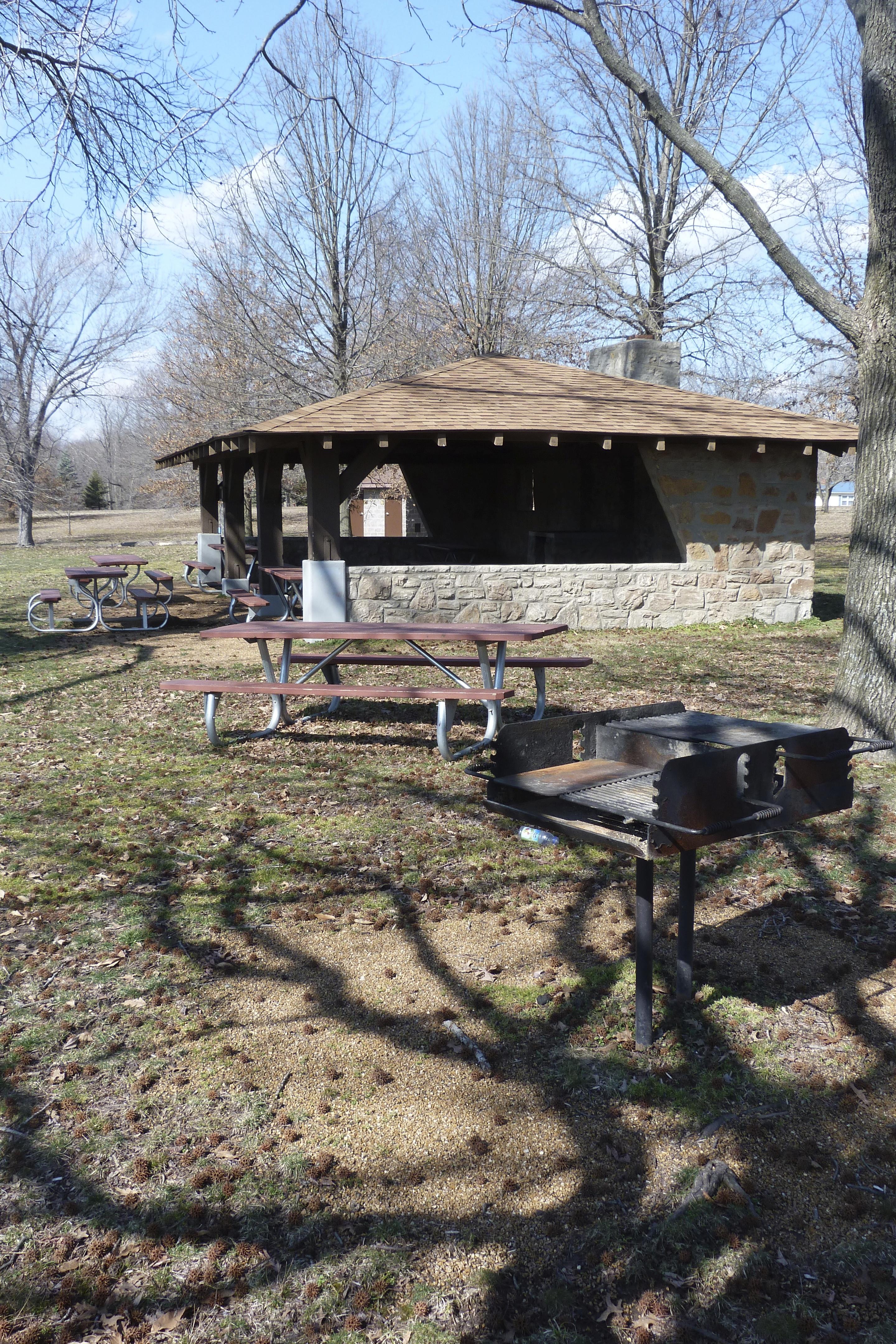 Miner's Memorial Shelter