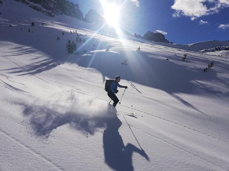 Skitouren Camp Kemater Alm Tirol