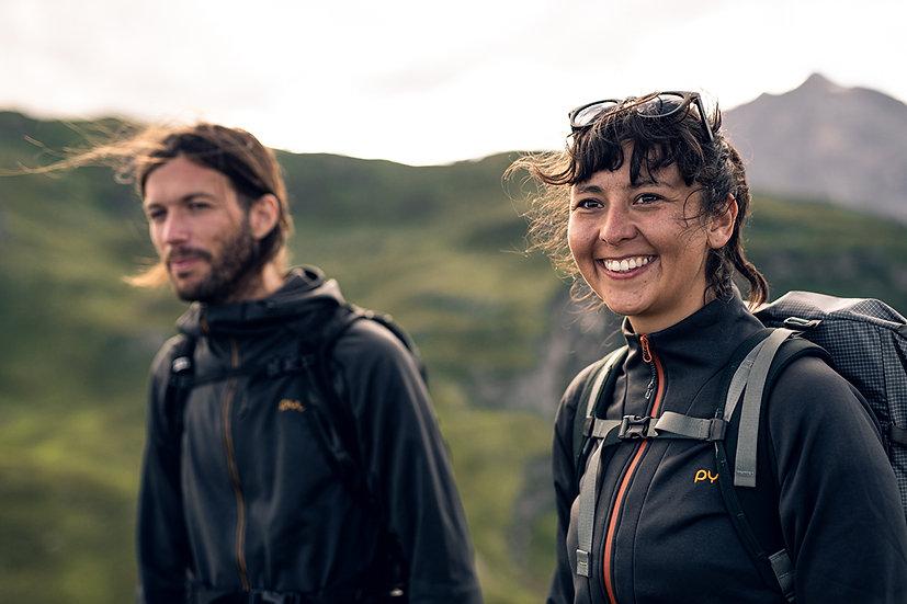 Bergsteigen mit Privatguide
