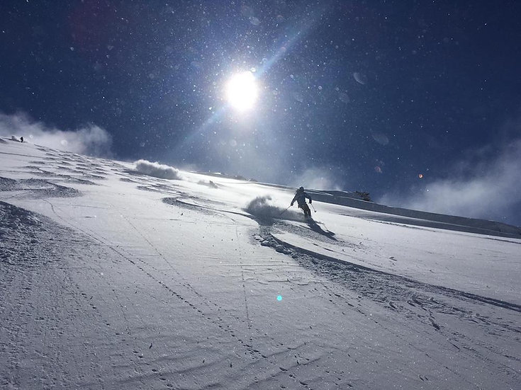 Skitourencamp Lizumer Hütte Tirol