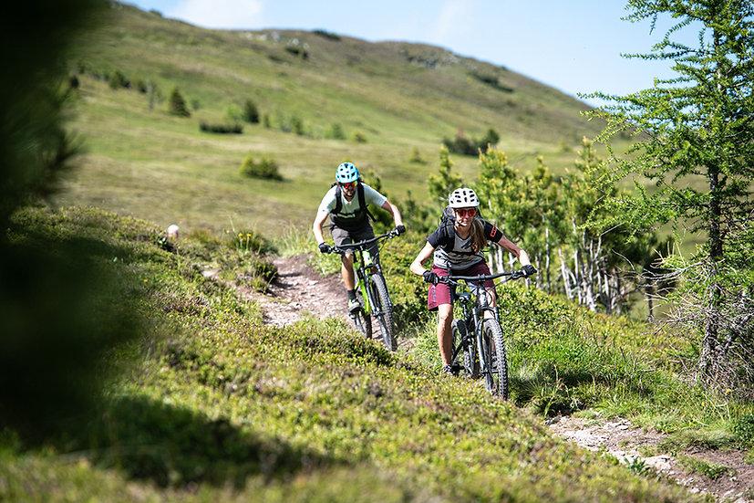 Mountainbiken mit Privatguide