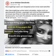 یک حزب جدید در سوئیس