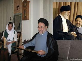 جهانگیری: خاتمی سینه سپر کرد و از نظام و رهبری دفاع کرد