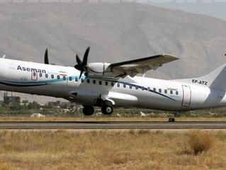 هواپیمای مسافربری تهران- یاسوج سقوط کرد