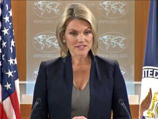 آمریکا خواستار حمایت جهانی از اعتراضهای مردم ایران شد