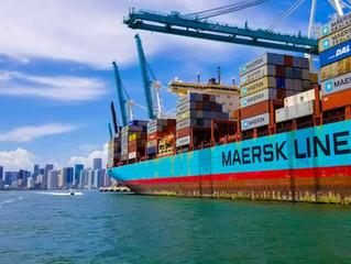 فعالیت بزرگترین شرکت کشتیرانی جهان در ایران متوقف خواهد شد