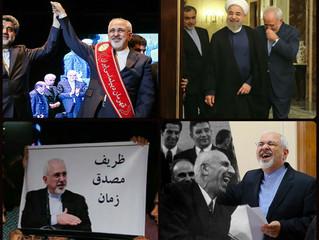 جواد ظریف: مردم آمریکا از فساد، بی عدالتی و بی کفایتی دولتمردانشان خسته شده اند