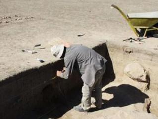 کشف آثار دوران نوسنگی در کاوشهای منطقه سردشت
