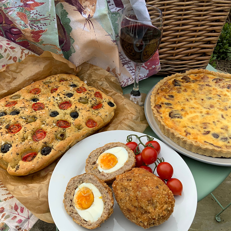 Picnic Class - come and make your picnic