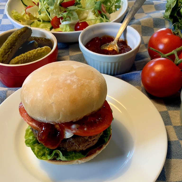 Burgers, Buns and BBQ
