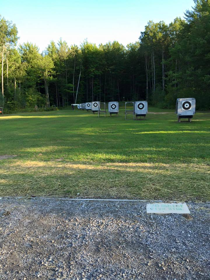 Outdoor Range