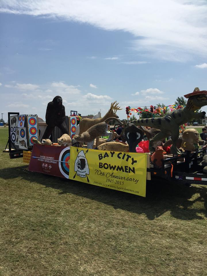 Auburn Cornfest Parade